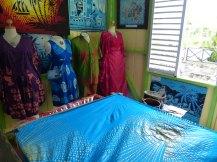 Karibik-St_Kitts-Romney_Manor-Botanischer_Garten-Batik_Shop-2