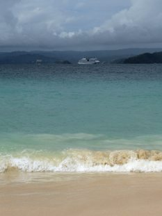 Samana-Cayo_Levantado-Bacardi_Insel-Strand-Meer-AIDA-1