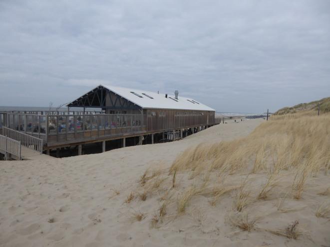 Strandpfahl 19