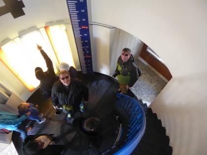 Texel-De_Cocksdorp-Leuchtturm-Treppe-1