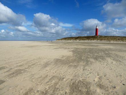 Texel-De_Cocksdorp-Strand-Leuchtturm-1