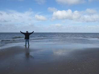 Texel-De_Cocksdorp-Strand-Wanderung-4