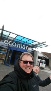 Texel-De_Koog-ecomare-Eingang-wir-1