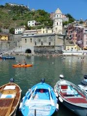Italien-Cinque_Terre-Vernazza-Hafen-2