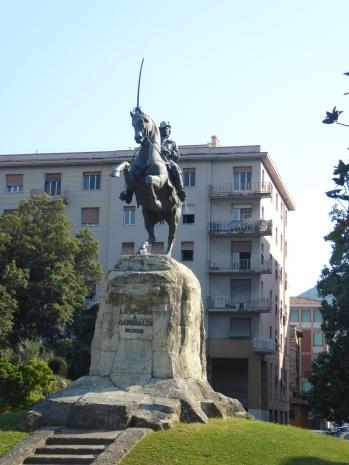 Italien-La_Spezia-Monument_Garibaldi-1