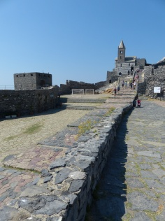 Italien-Portovenere-Kirche_San_Pietro-3