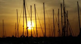 Mallorca-Palma-Hafen-Sonnenaufgang-4
