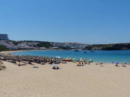 Menorca-Arenal_den_Castell-Strand-1