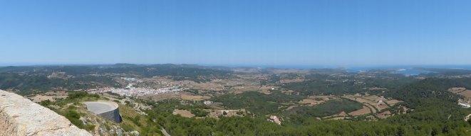 Menorca-El_Toro-Ausblick-Panorama-1