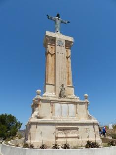 Menorca-El_Toro-Statue-1
