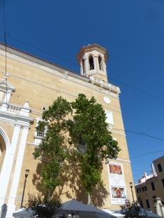Menorca-Mahon-Altstadt-Kathedrale-2