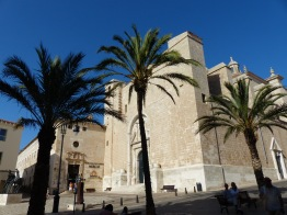 Menorca-Mahon-Altstadt-Kirche_del_Carme-1