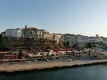 Menorca-Mahon-Hafen-Sonnenuntergang-2