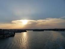 Menorca-Mahon-Hafen-Sonnenuntergang-3