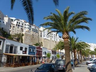 Menorca-Mahon-Hafenpromenade-1