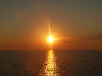 Mittelmeer-Sonnenuntergang-Meer-3