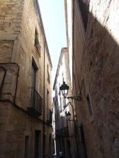 Spanien-Girona-Altstadt-Gassen-1