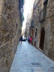 Spanien-Girona-Altstadt-Gassen-3