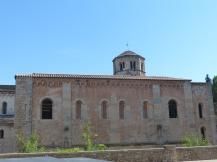 Spanien-Girona-Altstadt-Stadtmauer-1