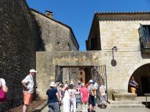 Spanien-Girona-Altstadt-Stadtmauer-3