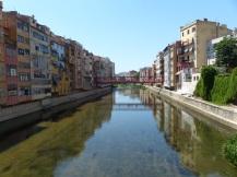 Spanien-Girona-Onyar-Haeuser-4