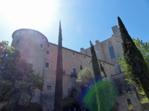 Spanien-Girona-Stadtmauer-1