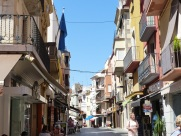 Spanien-Palamos-Altstadt-Gassen-3