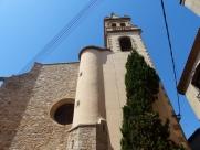 Spanien-Palamos-Altstadt-Kirche-1