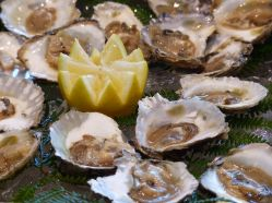 Spanien-Palamos-Fischmarkt-Auster-7