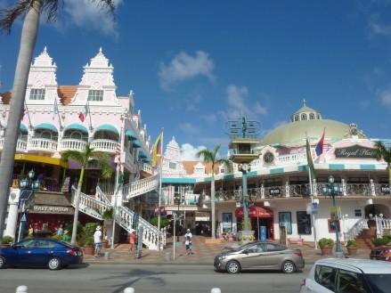 Aruba-Oranjestad-Innenstadt-1