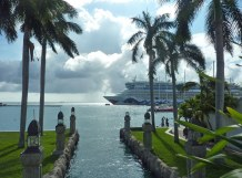 Aruba-Oranjestad-Promenade-AIDA-1