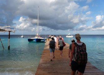 Bonaire-Kralendijk-Bootsteg-Meer-2