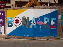 Bonaire-Kralendijk-Schriftzug-1