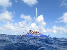 Bonaire-Schnorcheln-Woodwind-Katamaran-2