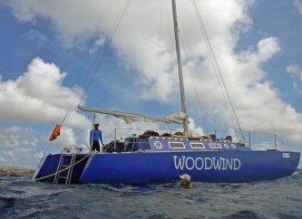 Bonaire-Schnorcheln-Woodwind-Katamaran-4