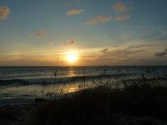 Bonaire-Strand-Kueste-Sueden-Daemmerung-1