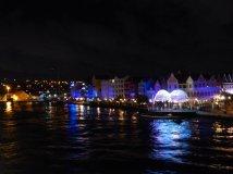 Curacao-Willemstad-Hafen-Nacht-Beleuchtung-1