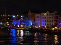 Curacao-Willemstad-Hafen-Nacht-Beleuchtung-2
