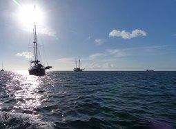Grenada-Grande_Anse_Bay-Schiff-1