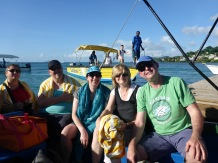 Grenada-Grande_Anse_Bay-Wassertaxi-wir-1