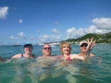 Grenada-Grande_Anse_Bay-wir-Schwimmen-1