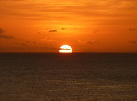 Grenada-Sonnenuntergang-2