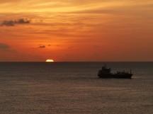 Grenada-Sonnenuntergang-3