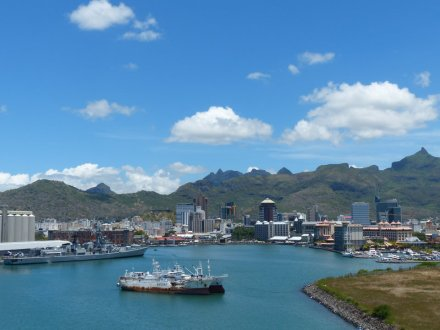 Port Louis - Hafen
