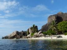 La Digue - Anse Source d'Argent