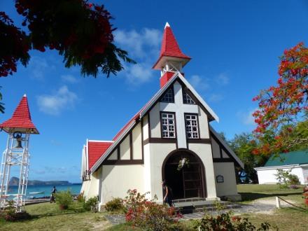 Mauritius-Cap_Malheureux-Kirche-1