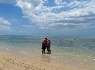 Mauritius-Ile_aux_Benitiers-Strand-wir-1