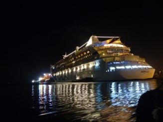 Mauritius-Port_Louis-Hafen-AIDAaura-Abend-1