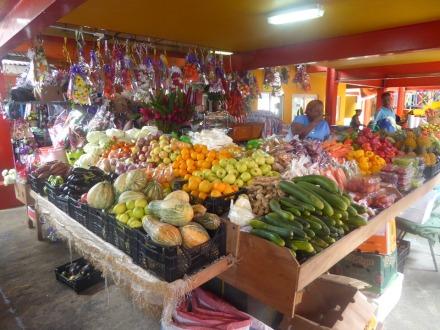 Seychellen-Mahe-Port_Victoria-Markt-Obst-1