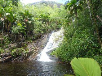 Seychellen-Mahe-Sans_Soucis_Road-Wasserfall-1